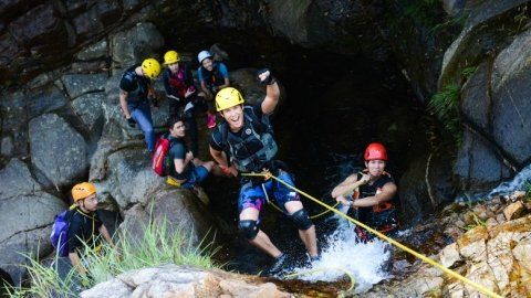 Canyoning Clubs