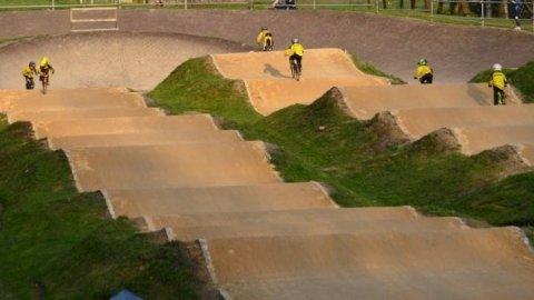 BMX Racing Tracks