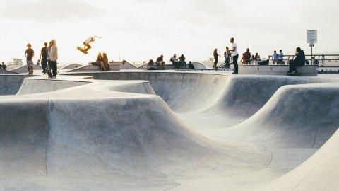 Trouve un Skate Park!