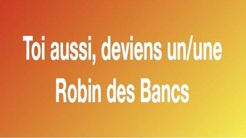 Robin des Bancs