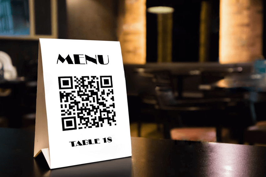 Web Conversational Bot Launching With QR Code Technology