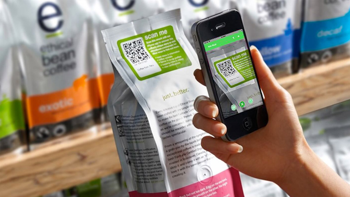 Food Manufacturer Qr Code Interactivity Boosting Inbound