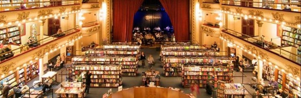 Most Beautiful Bookstores