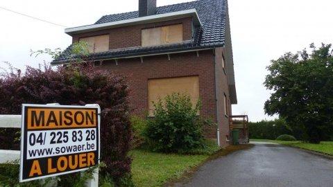 Maisons à louer