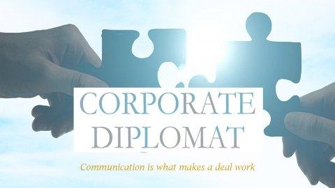 Corporate Diplomat